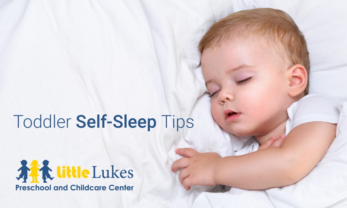 Self-Sleep Techniques for Toddlers | Syracuse Toddler Daycare