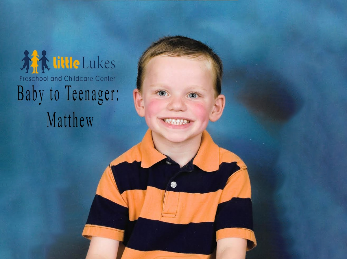 Little Lukes Baby to Teen: Matthew