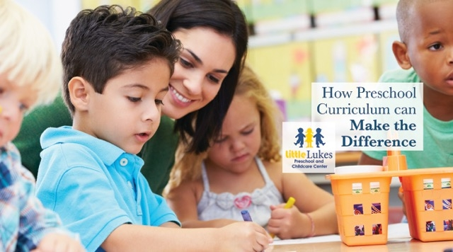 How Preschool Curriculum Can Make the Difference