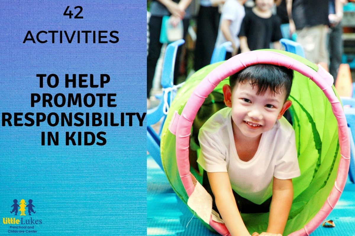 42 Activities to Help Promote Responsibility in Kids