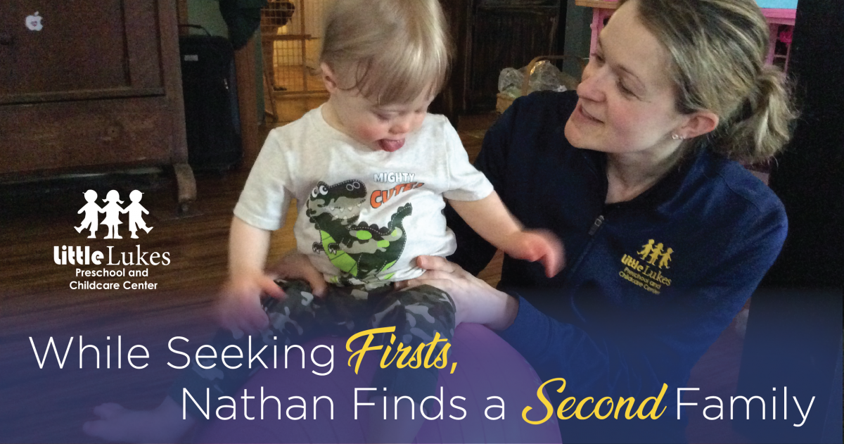 While Seeking Firsts, Nathan Finds a Second Family