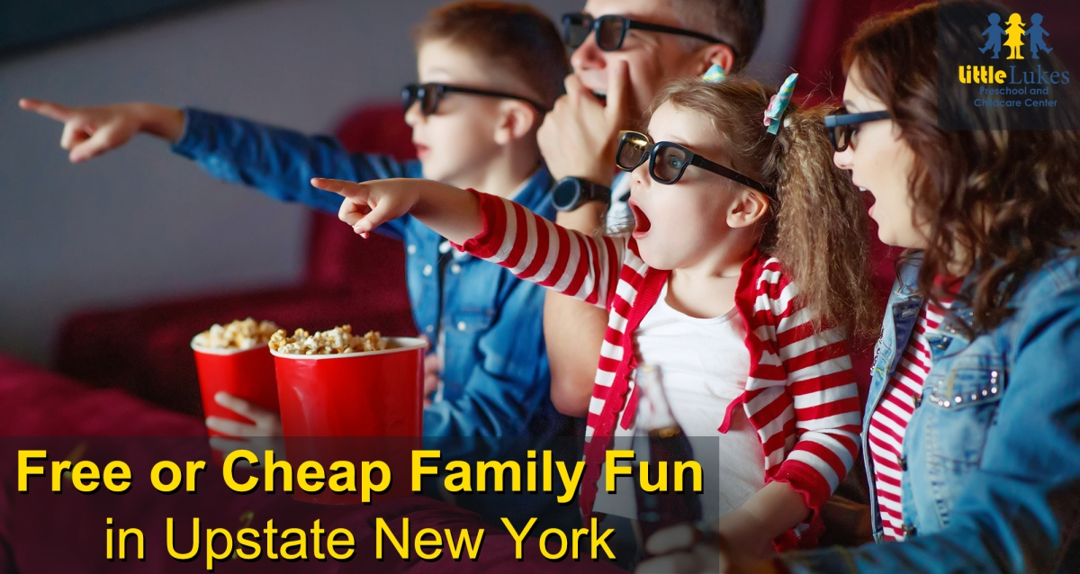 Free or Cheap Family Fun in Upstate New York