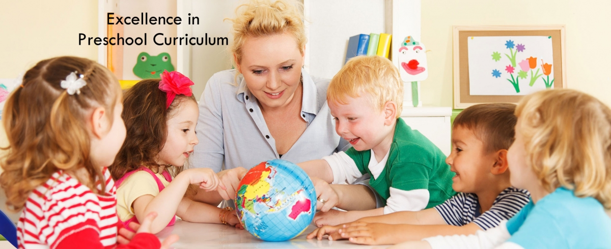 Excellence in Preschool Curriculum