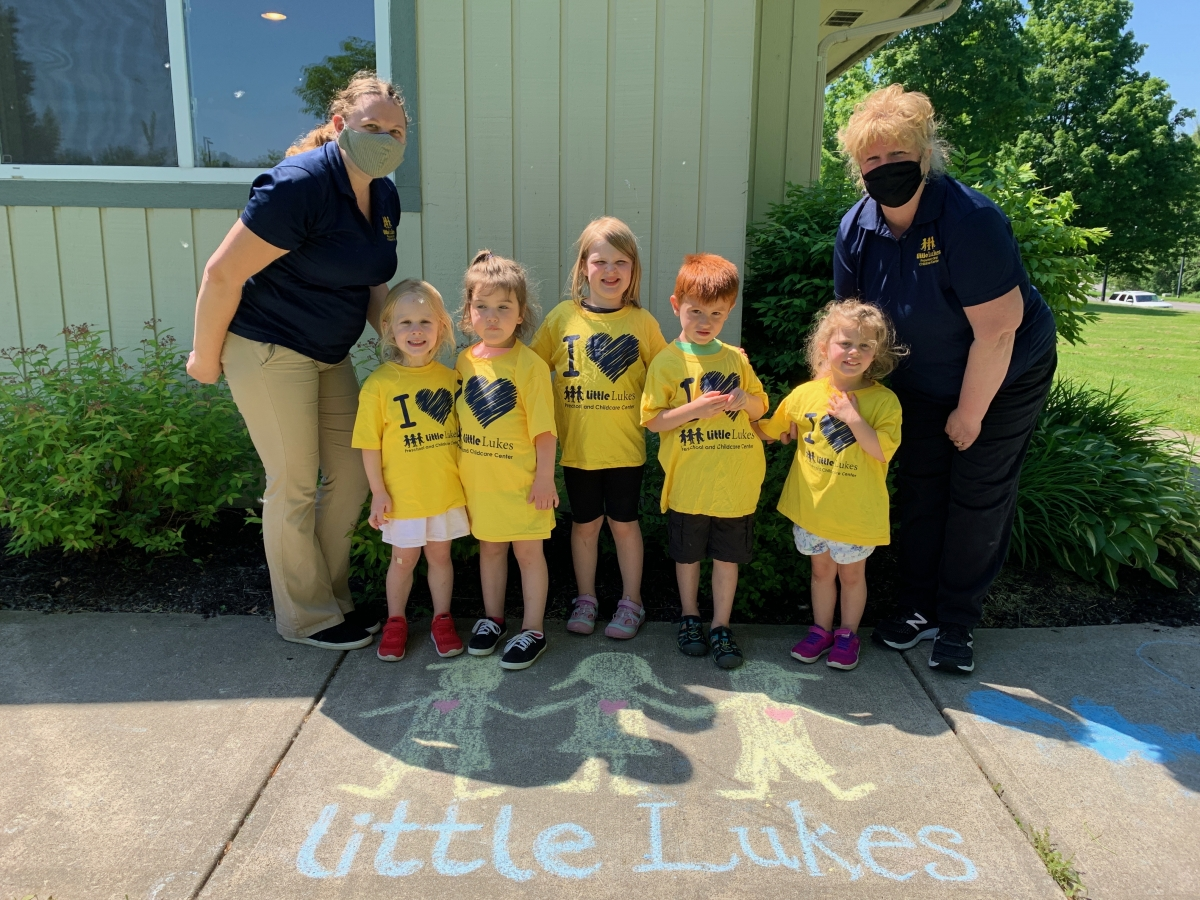 Local Childcare Center Leading the Way to Bring Healthy Childcare Back to CNY