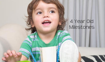Milestones By the End of 4 Years