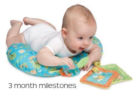 Three Month Baby Milestones for Infants