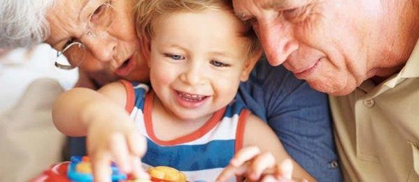 Deciding Between Grandparent Care and a Daycare Center