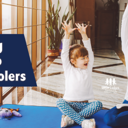 Teaching Yoga to Preschoolers