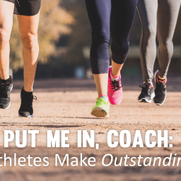Put Me in, Coach: Why Athletes Make Outstanding SLPs