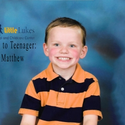 Little Lukes Where They Are Now: Baby to Teen Story - Matthew