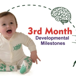 Developmental Milestones and Skills for Infants 0-3 Months