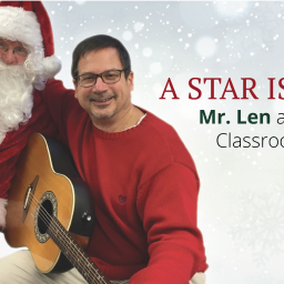 A Star is Born: Mr. Len a Little Lukes Classroom Celebrity