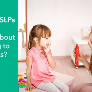 Calling All SLPs: Thinking About Switching to Pediatrics?