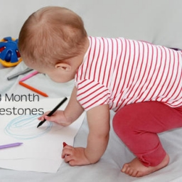 Milestones for Toddlers by the End of 18 Months