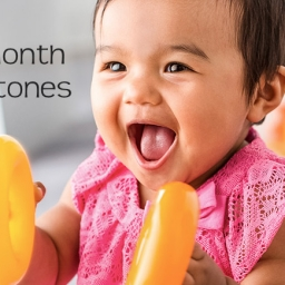 Developmental Skills for 6-9 Months