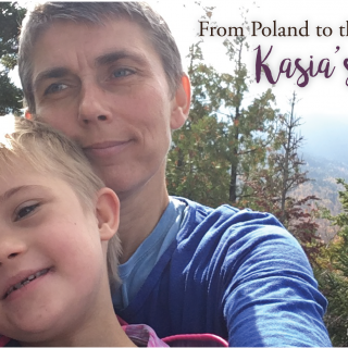 From Poland to the U.S.: Kasia's Journey