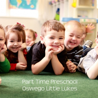 Part Time Preschool at Oswego Little Lukes