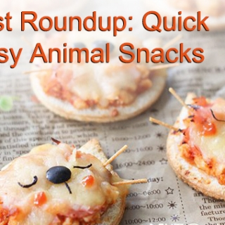 Pinterest Roundup: Quick and Easy Animal Snacks