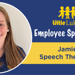 Little Lukes SLP discusses her passion for Speech Therapy and more!