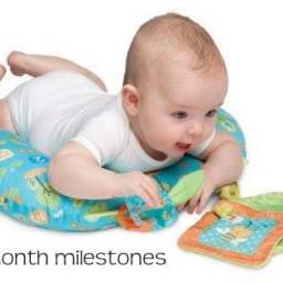By the End of Three Months - Baby Milestones for Infants