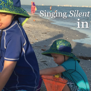 Singing Silent Night in June