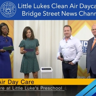 Little Lukes Clean Air Daycare on Bridge Street News Channel 9