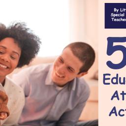 5 Fun & Educational Activities with Little Lukes Teacher Tracey