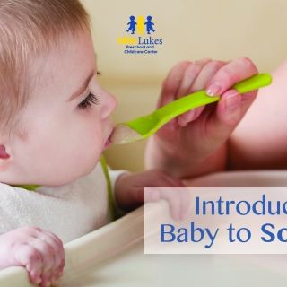 Introducing Your Baby to Solid Food