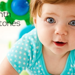 Milestones for Babies by the End of 9 months
