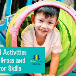 6 Preschool Activities to Develop Gross and Fine Motor Skills