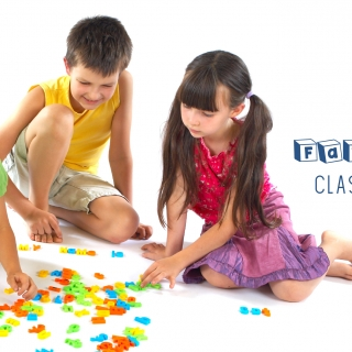 Little Lukes Favorite Classroom Games