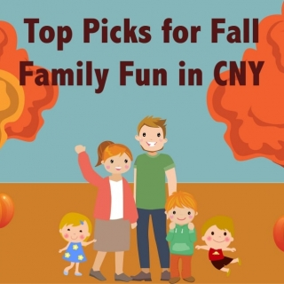 Top Picks for Fall Family Fun in CNY