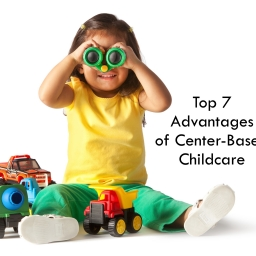 7 Advantages of a Center-Based Childcare Center in Fulton, Oswego, Pulaski, Radisson and Dewitt